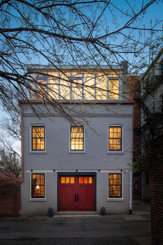 Casa Coach / Gardner Architects, © John Cole