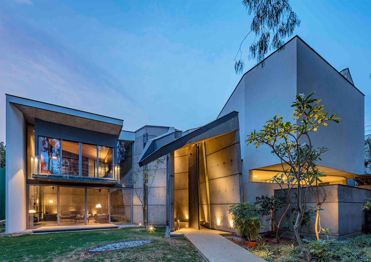 House of Stories / Mathew and Ghosh Architects, © Pallon Daruwala