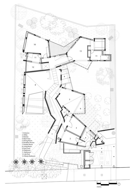P1 - Ground Floor