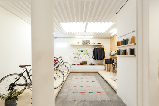 Camino store / All Arquitectura