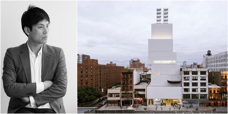OMA / Shohei Shigematsu: 'No podemos imaginar nuestra ciudad futura como otra versión de Nueva York', Portada OMA / Shohei Shigematsu y Rem Koolhaas diseñarán la ampliación del New Museum en Nueva York