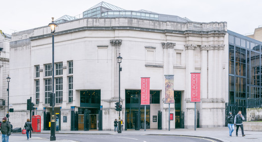 Sainsbury Wing at the National Gallery / Venturi, Raunch and Scott Brown (Grade I Listing). Image © Valentino Danilo Matteus