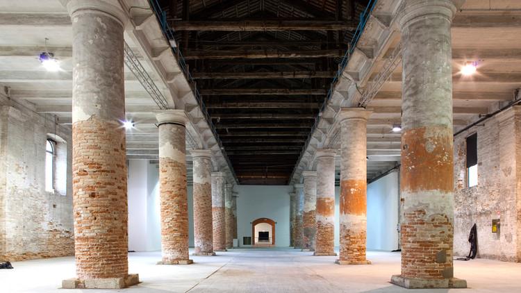 Arsenale, Venecia, Italia. Image © Giulio Squillacciotti. Cortesía de La Biennale di Venezia