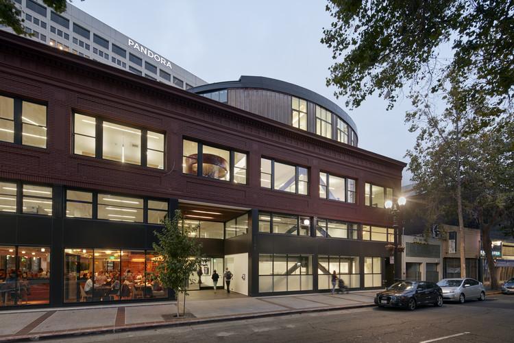 kapor center for social impact fougeron architecture archdaily