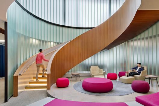 Kapor Center for Social Impact  / Fougeron Architecture