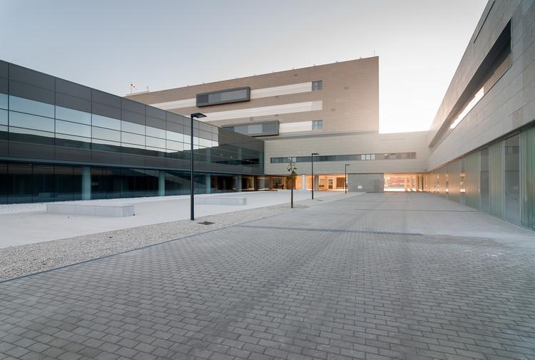 Hospital General de la Línea de la Concepción  / Planho Consultores, © Alejandro González
