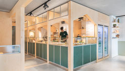 SLA Salad Bar / Standard Studio