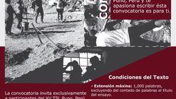 Convocatoria abierta: comparte tu experiencia en el XV TSL Puno