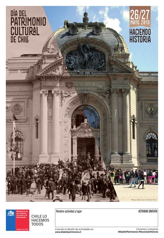 © Ministerio de las Culturas, las Artes y el Patrimonio