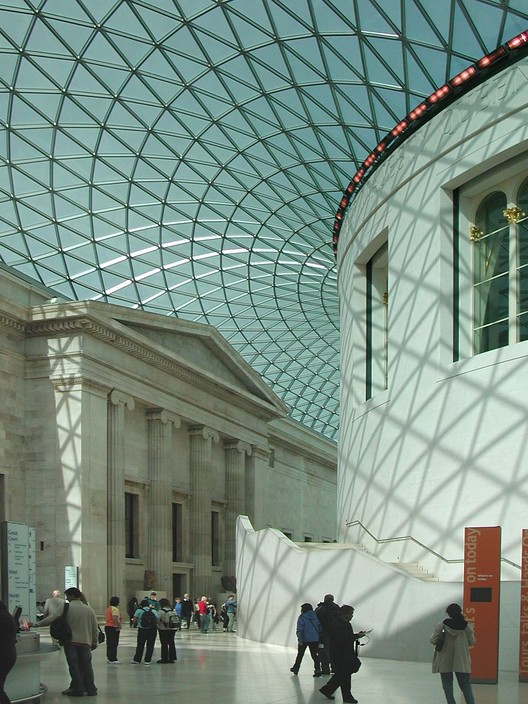 © <a href='https://commons.wikimedia.org/wiki/File:British_Museum_-_Great_Court.JPG'>Wikimedia user Russ McGinn</a></noindex></noindex> licensed under <noindex><noindex><a target=