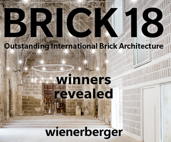 Gallery of wienerberger brick award 2018: a tribute to high quality