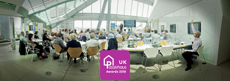 Call for Entries: 2018 UK Passivhaus Awards, UK Passivhaus Awards ©Passivhaus Trust