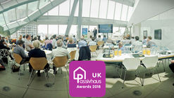 Call for Entries: 2018 UK Passivhaus Awards