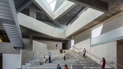Glassell School of Art / Steven Holl Architects