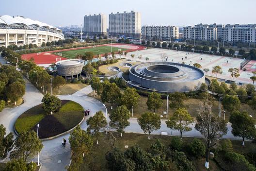 Vista aérea. Imagen © Hengzhong LYU