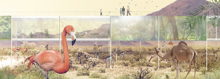 Winning Concepts for Zoo of the 21st Century Competition Announced, Courtesy of Archstorming