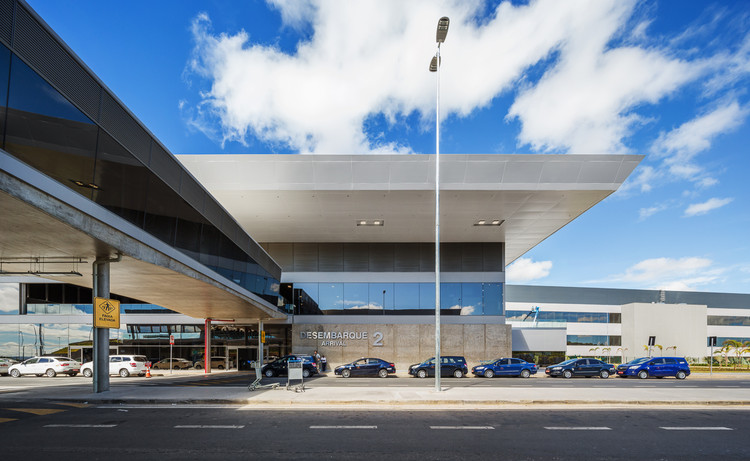Aeroporto Internacional de Belo Horizonte / BACCO Arquitetos, © Ana Mello