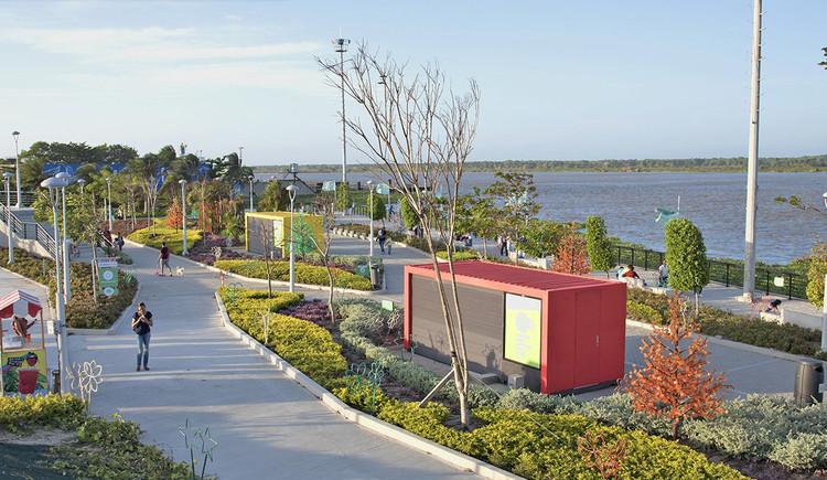 Gran Malecón del río Magdalena, el proyecto que le está cambiando la cara a Barranquilla , Gran Malecón del río Magdalena en Barranquilla, Colombia. Image Cortesía de Alcaldía de Barranquilla