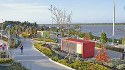 Gran Malecón del río Magdalena, el proyecto que le está cambiando la cara a Barranquilla