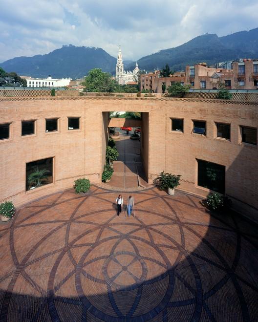 Clásicos de Arquitectura: Archivo General de la Nación / Rogelio Salmona, Archivo General de la Nación. Image © Enrique Guzmán