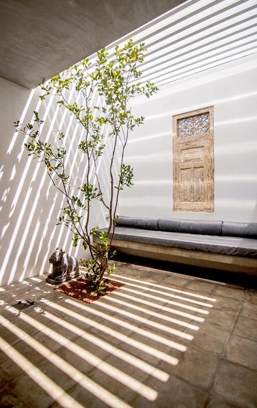 Apartamento estudio 'Esperanza' / MMGS ARCHITECTS