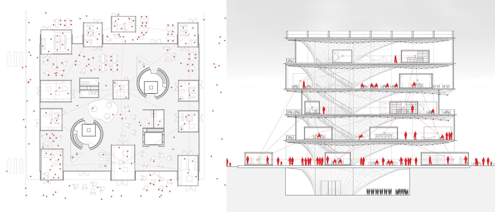 Harvard GSD Student Envisions Autonomous Building that