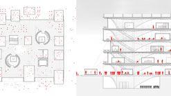 Harvard GSD Student Envisions Autonomous Building that Rearranges Spaces Throughout the Day
