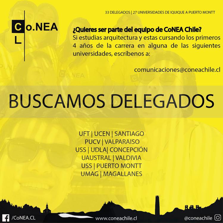 CoNEA Chile: convocatoria nuevos delegados, Comunicaciones CoNEA CL