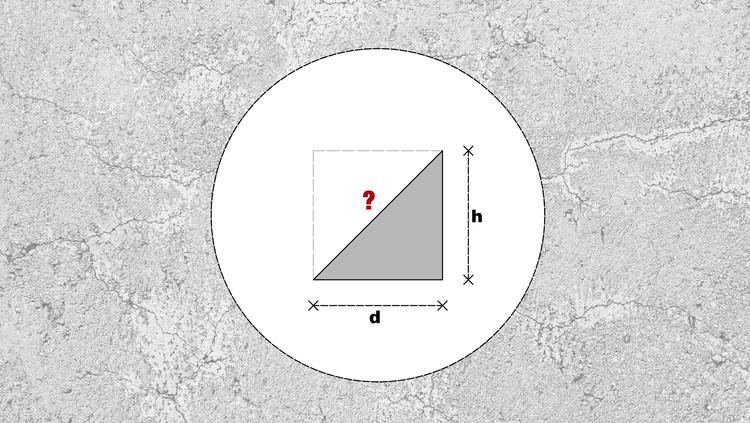 Como projetar e calcular uma rampa?, via Fabián Dejtiar