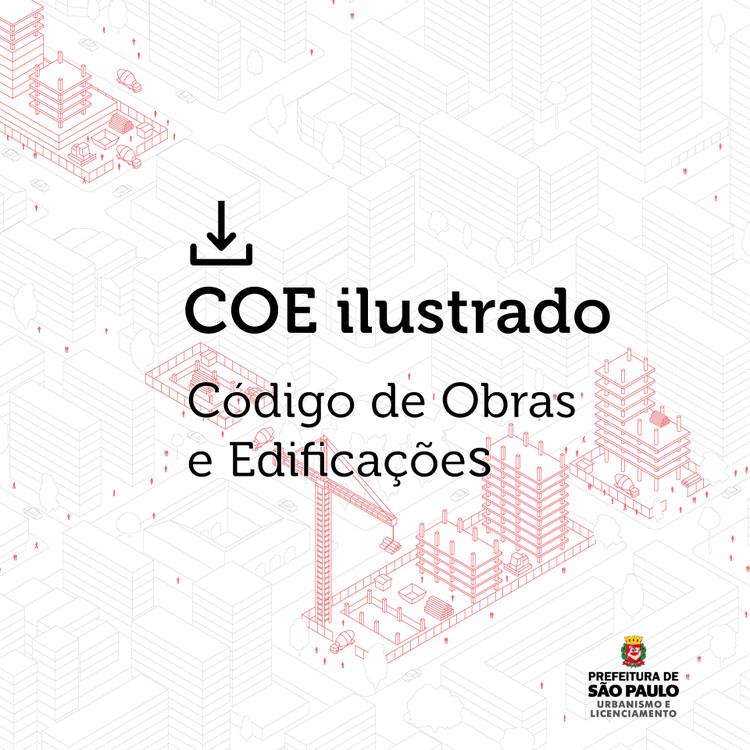 Novo Código de Obras e Edificações está disponível para download, Divulgação. Image via Secretaria Municipal de Urbanismo e Licenciamento - SMUL