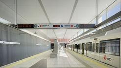 Estación Alboraya-Palmaret / ERRE arquitectura