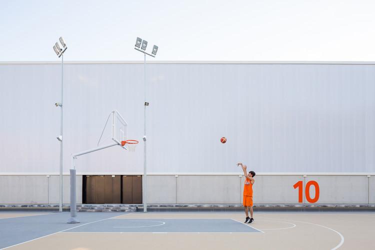 L'Alqueria del Basket / ERRE arquitectura, © Daniel Rueda