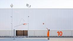 L'Alqueria del Basket / ERRE arquitectura