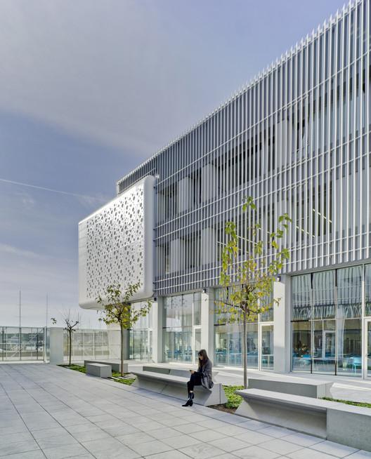 Marina De Empresas Erre Arquitectura Archdaily M Xico