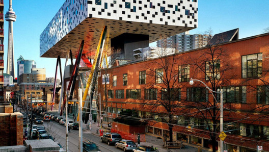 © <a href='https://commons.wikimedia.org/wiki/File:Ontario_College_of_Art_and_Design.png'>Wikimedia user April Hickox</a></noindex></noindex> licensed under <noindex><noindex><a target=
