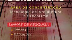 Seleção para o Mestrado Profissional em Arquitetura e Urbanismo da Unisinos