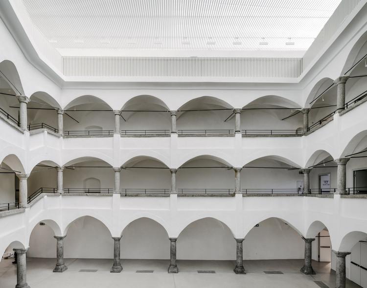 Escuela de Música / BAROZZI  VEIGA, © Simon Menges