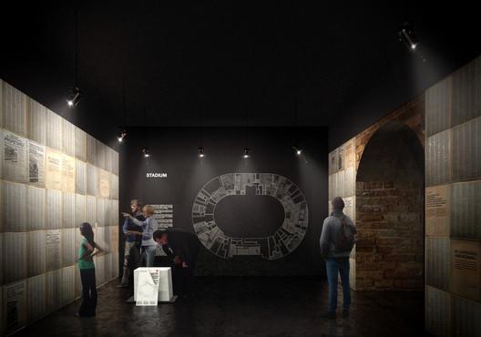 Propuesta: Acceso. Image Courtesy of Consejo Nacional de la Cultura y las Artes