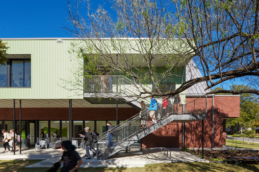 Griffin School / Murray Legge Architecture
