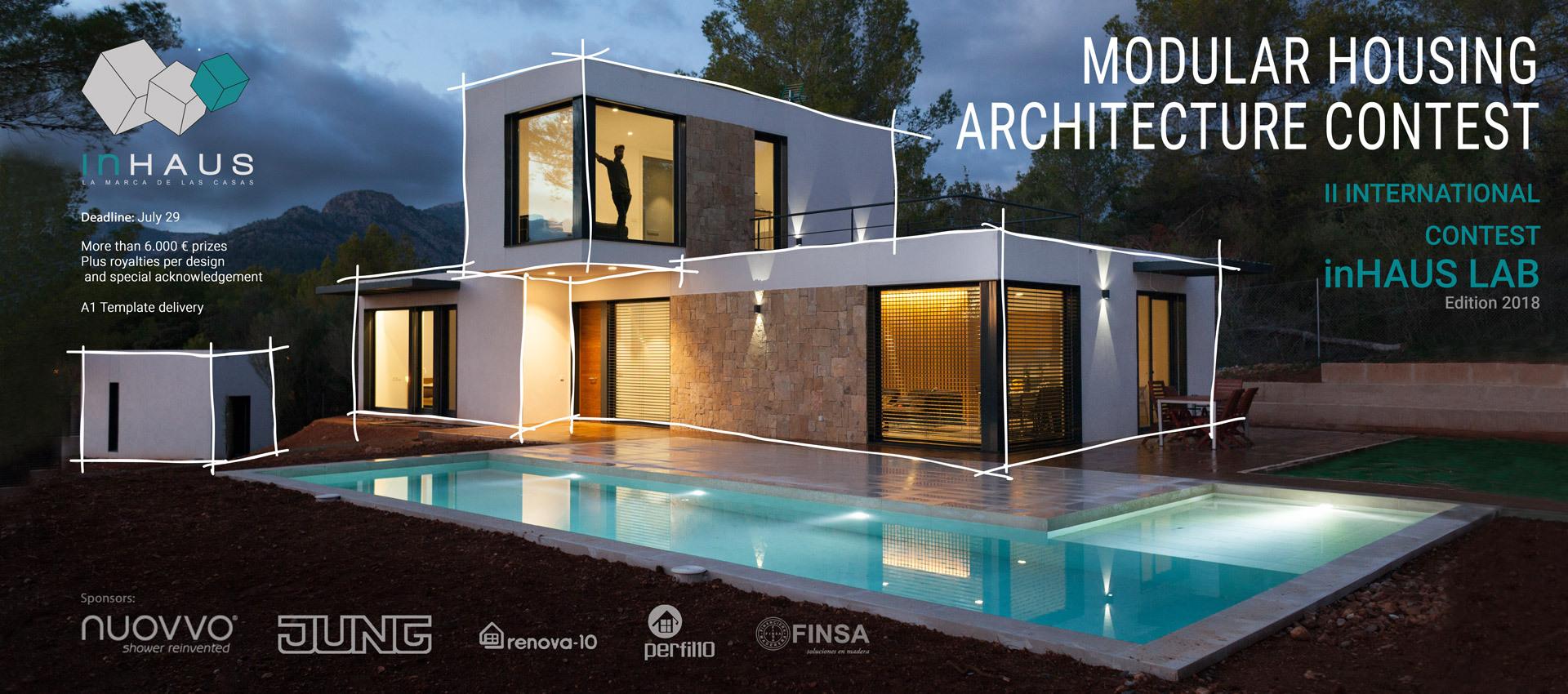 "II International Contest ""inHAUS LAB – Design Your Modular House ..."