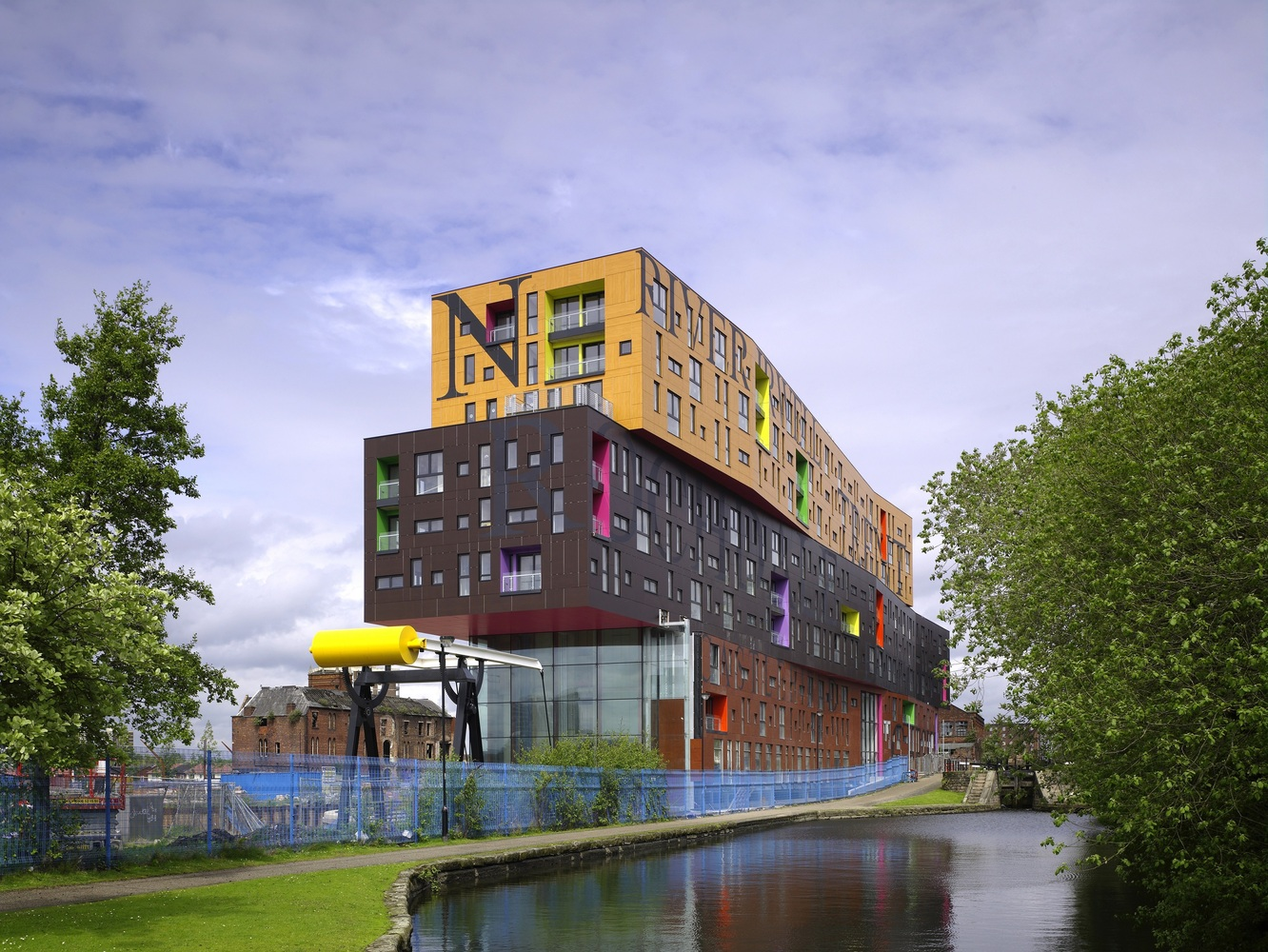 """Gallery of Will Alsop: """"That's the Art of Architecture—Putting"""