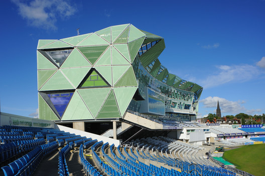 Carnegie Pavilion, Headingley, 2010. Image Courtesy of aLL Design