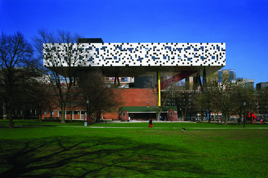 Sharp Centre for Design at the Ontario College of Art and Design, 2004. Image Courtesy of aLL Design