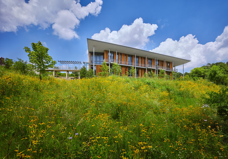 Frick Environmental Center / Bohlin Cywinski Jackson, © Ed Massery