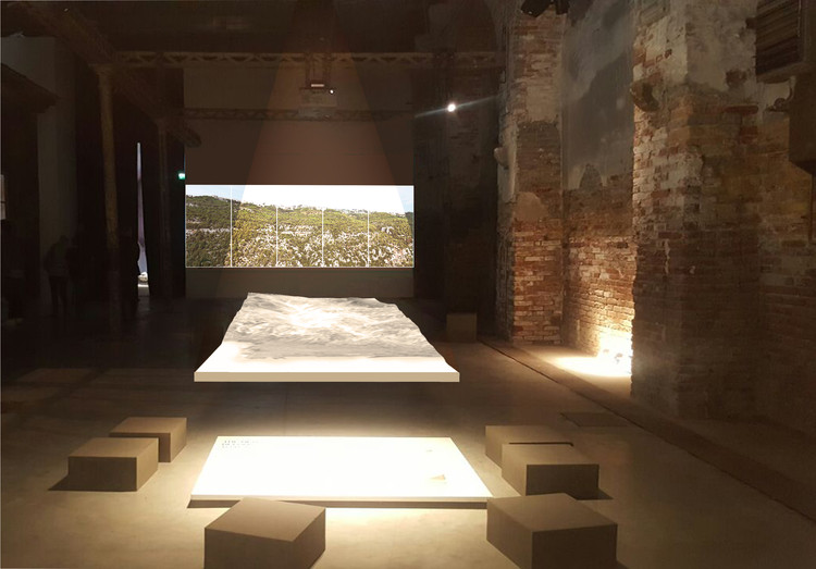 Lebanon Pavilion at 2018 Venice Biennale To Reflect on The Built Environment Through a Reflection on The Unbuilt Land, Courtesy of Hala Younes