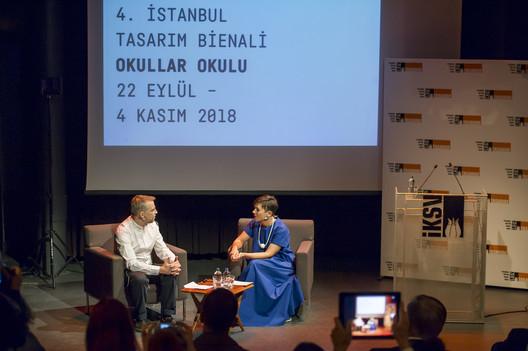 Jan Boelen, Deniz Ova. Image © Ilgin Erarslan Yanmaz via IKSV