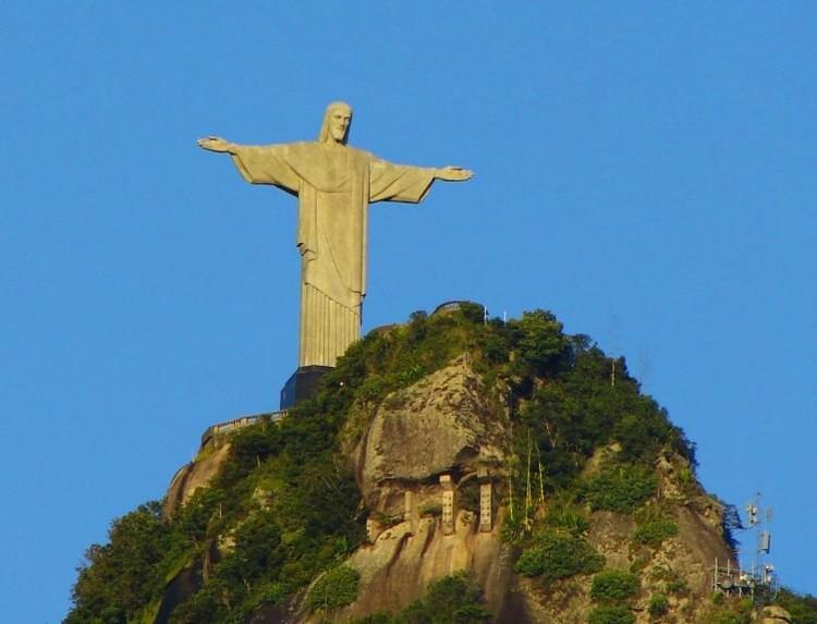 Congresso tira vagas no Iphan para criar 231 cargos para intervenção federal no Rio de Janeiro, Cristo Redentor, Rio de Janeiro. Image © Luiz Gadelha Jr., via Flickr. Licença CC BY 2.0