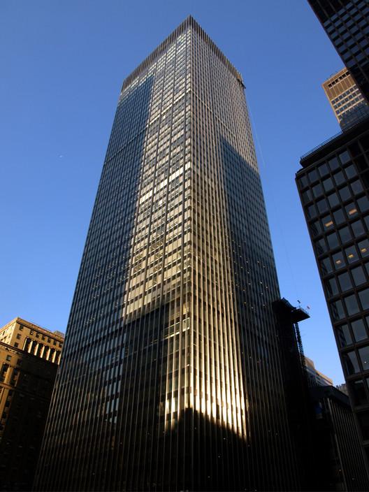 270 Park Avenue. Image © Marshall Gerometta