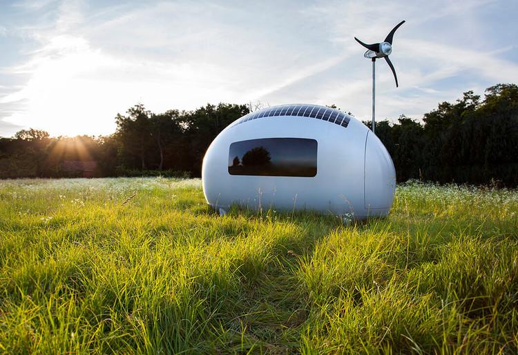 Ecocapsule: uma casa autossuficiente que pode ser levada à locais remotos, © Ecocapsule / Divulgação. Cortesia de CicloVivo