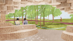 Francis Kéré projeta novo pavilhão para o Tripper Rise Art Center em Montana